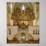 Organ, c.1618 posters
