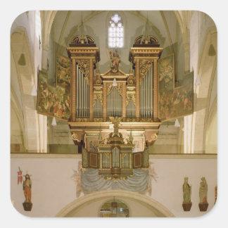 Organ, c.1618 stickers