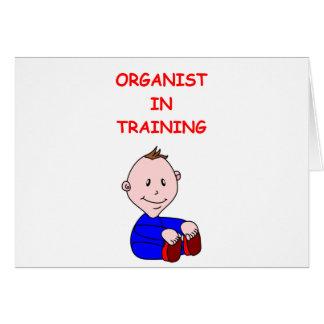 ORGAN CARD
