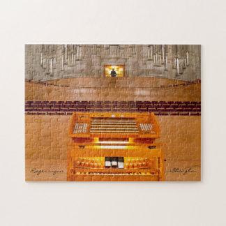 Organ consoles puzzle