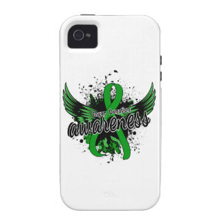 Organ Donation Awareness 16 Vibe iPhone 4 Covers