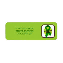 Organ Donation Awareness Address Mailing Labels