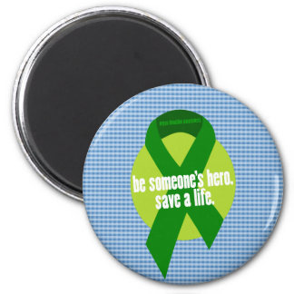 Organ Donation Awareness Magnets