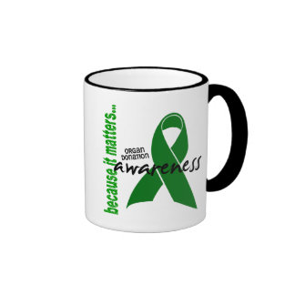 Organ Donation Awareness Coffee Mug