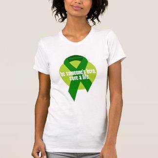 Organ Donation Awareness Tee Shirt