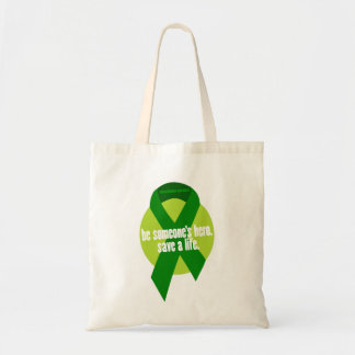 Organ Donation Awareness Tote Bag