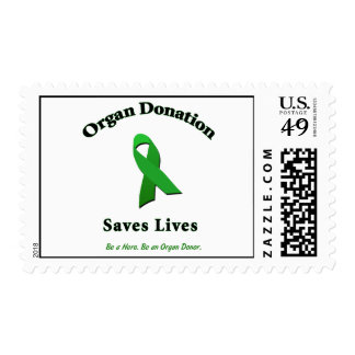 Organ Donation Saves Postage