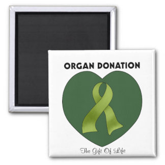Organ Donation: The Gift Of Life Magnet