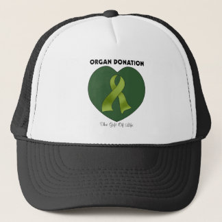 Organ Donation: The Gift Of Life Trucker Hat