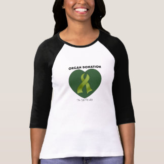 Organ Donation: The Gift Of Life Tee Shirt