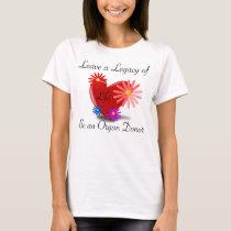 Organ Donation Women's T-Shirt