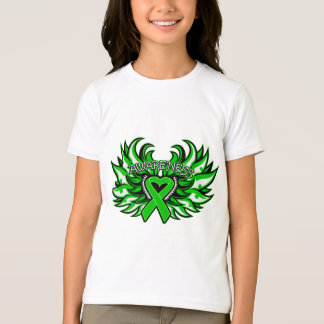 Organ Donor Awareness Heart Wings T-Shirt