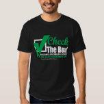 Organ Donor Check the Box T Shirts
