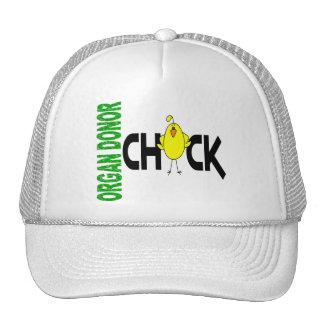 Organ Donor Chick 1 Mesh Hats