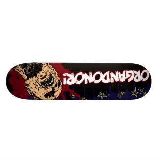 Organ Donor - Living Dead Skateboard Deck