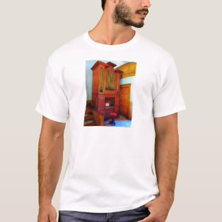 Organ in Church T-Shirt