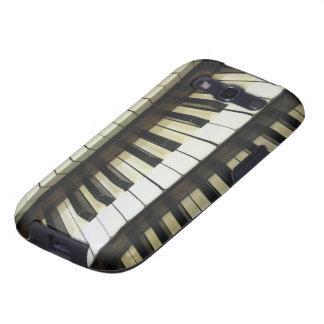 Organ keyboard samsung galaxy s3 covers