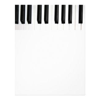 Organ Keyboard Flyers