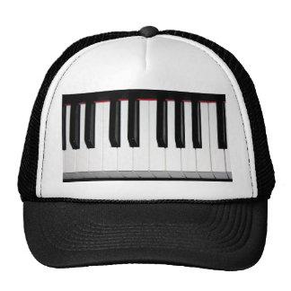 Organ Keyboard Trucker Hat