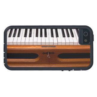 Organ keyboard iPhone SE/5/5s case