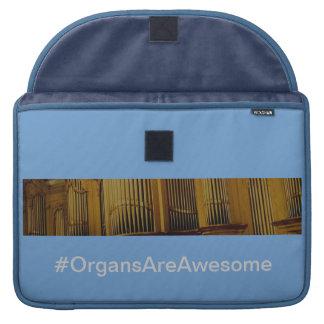 Organ MacBook Pro Sleeve