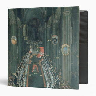 Organ panel  ,The Sitting of the Council 3 Ring Binder