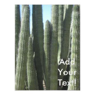 Organ Pipe Cactus Magnetic Card