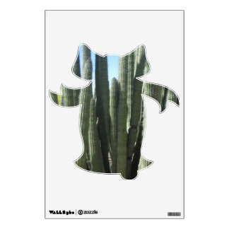Organ Pipe Cactus Wall Decal