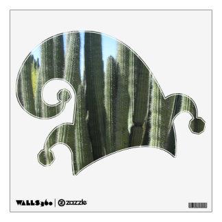 Organ Pipe Cactus Wall Decal