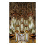 Organ Pipes (1) Poster