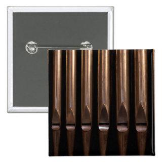 Organ pipes pins