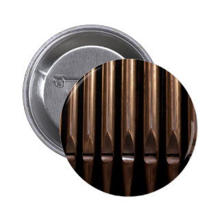 Organ pipes pinback buttons