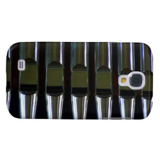 Organ Pipes Detail Galaxy S4 Cases