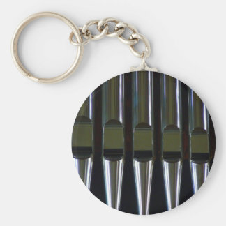 Organ Pipes Detail Keychain