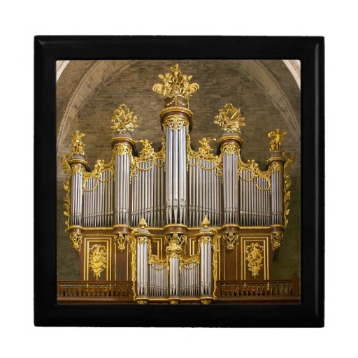 Organ pipes gift box - Montpellier
