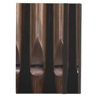 Organ pipes iPad air cover