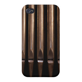 Organ pipes iPhone 4/4S cases