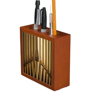 Organ pipes organizer