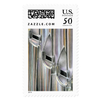 Organ Pipes Postage