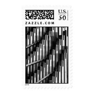 Organ Pipes Postage Stamp