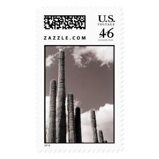 Organ Pipes Stamp