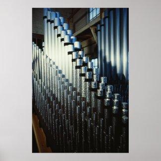 Organ Posters