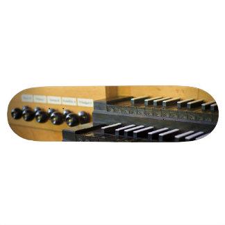 Organ Skateboard