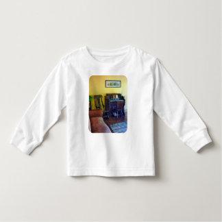 Organ With Hurricane Lamp Tee Shirts