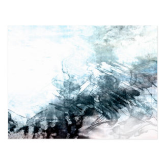Organic abstract 1470 postcards