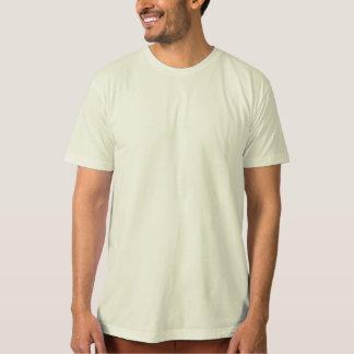 Organic Adult T - Back Only Imprint T-Shirt
