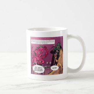 Organic And GMO Date Funny Coffee Mug