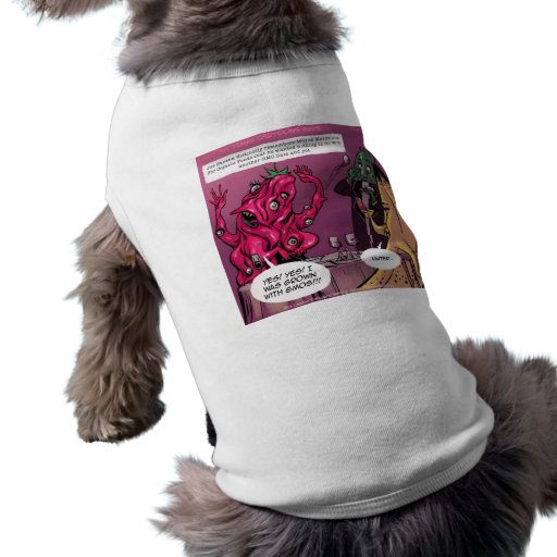 Organic And GMO Date Funny Pet Clothes