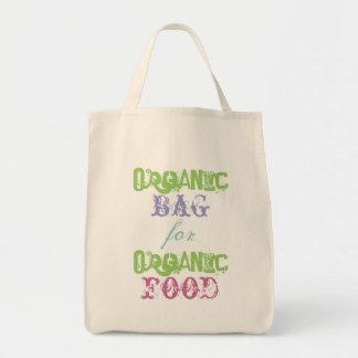 Organic Bag for Organic Food