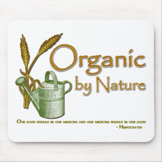 Organic by Nature Mouse Pad